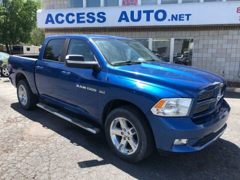 2011 RAM Ram Pickup 1500 for sale at Access Auto in Salt Lake City UT