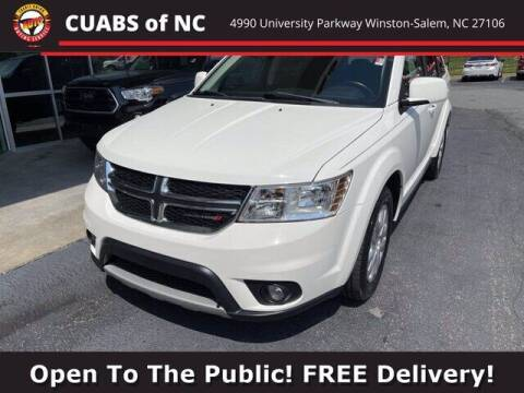 2019 Dodge Journey for sale at Summit Credit Union Auto Buying Service in Winston Salem NC