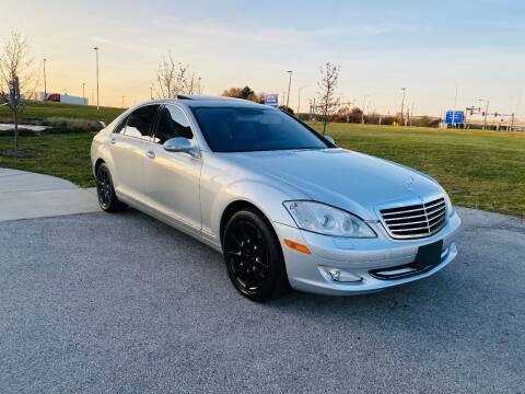 2008 Mercedes-Benz S-Class for sale at Airport Motors in Saint Francis WI