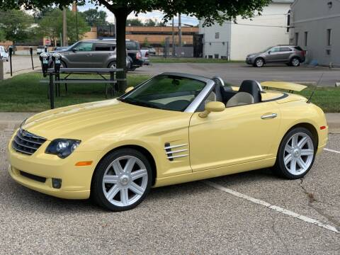 2005 Chrysler Crossfire for sale at MICHAEL'S AUTO SALES in Mount Clemens MI