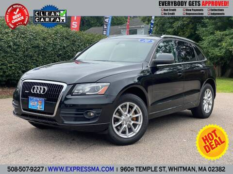 2010 Audi Q5 for sale at Auto Sales Express in Whitman MA