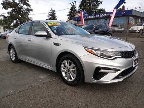 2019 Kia Optima for sale at All American Motors in Tacoma WA