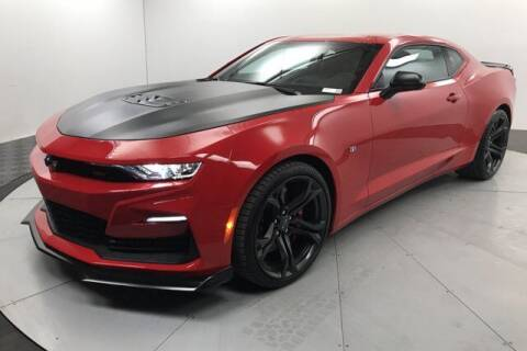 2021 Chevrolet Camaro for sale at Stephen Wade Pre-Owned Supercenter in Saint George UT