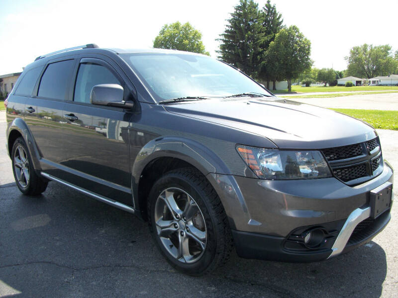 2017 Dodge Journey for sale at USED CAR FACTORY in Janesville WI
