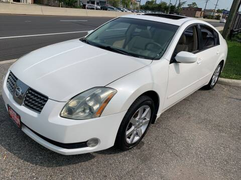 2006 Nissan Maxima for sale at STATE AUTO SALES in Lodi NJ