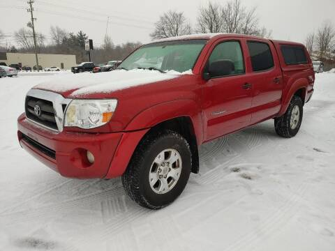2005 Toyota Tacoma for sale at Cruisin' Auto Sales in Madison IN