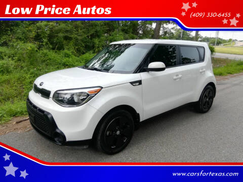 2014 Kia Soul for sale at Low Price Autos in Beaumont TX