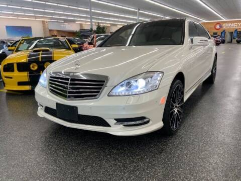 2013 Mercedes-Benz S-Class for sale at Dixie Motors in Fairfield OH