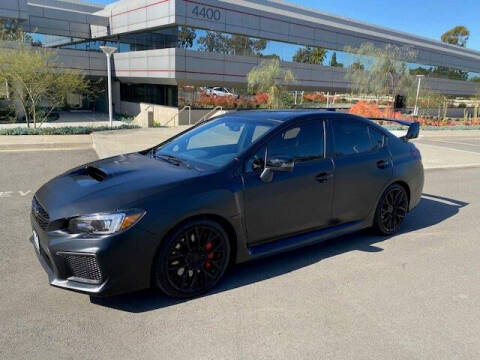2018 Subaru WRX for sale at CAS in San Diego CA