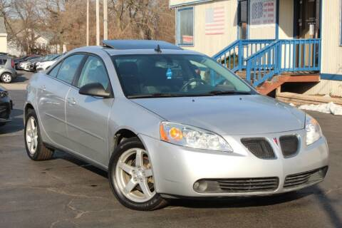 2009 Pontiac G6 for sale at Dynamics Auto Sale in Highland IN