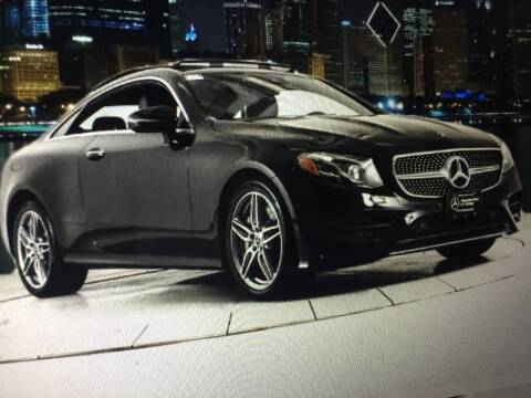 2018 Mercedes-Benz E-Class for sale at E-CarsDirect.Com in Chicago IL