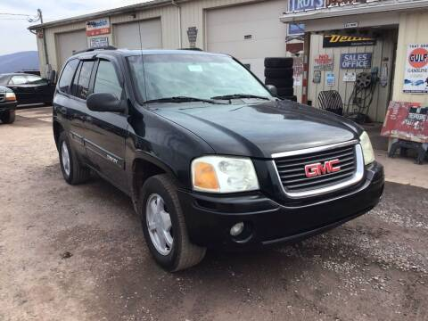 2003 GMC Envoy for sale at Troys Auto Sales in Dornsife PA