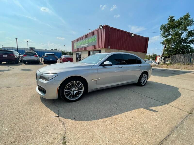 2014 BMW 7 Series for sale at Southwest Sports & Imports in Oklahoma City OK