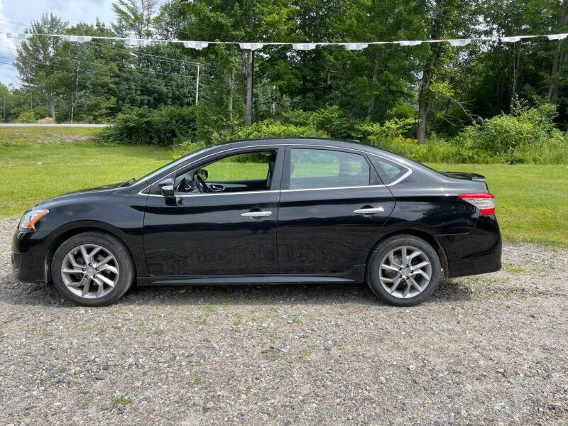 2015 Nissan Sentra for sale at Hart's Classics Inc in Oxford ME