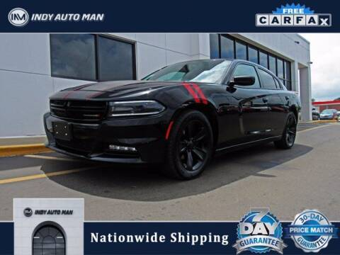 2016 Dodge Charger for sale at INDY AUTO MAN in Indianapolis IN