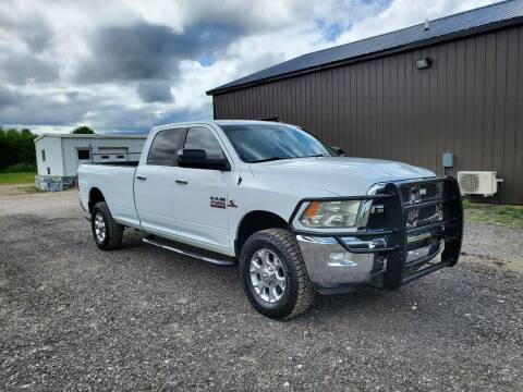 2015 RAM Ram Pickup 2500 for sale at J & S Auto Sales in Blissfield MI