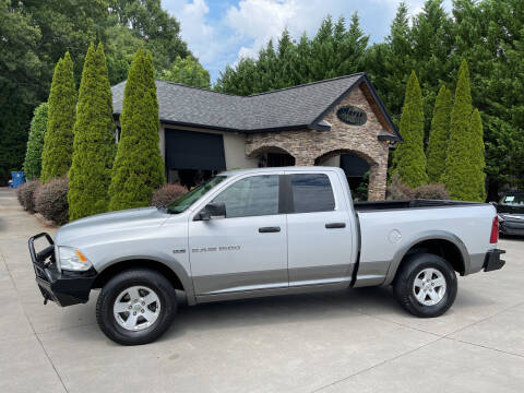 2011 RAM Ram Pickup 1500 for sale at Hoyle Auto Sales in Taylorsville NC