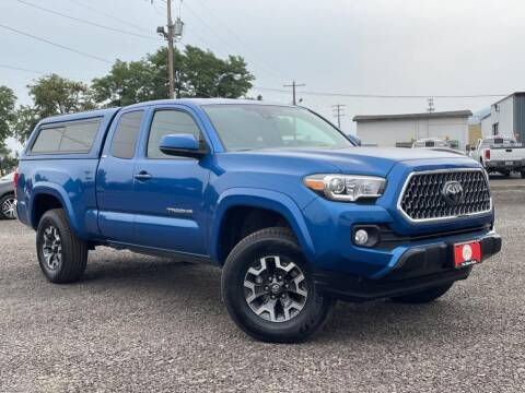 2018 Toyota Tacoma for sale at The Other Guys Auto Sales in Island City OR