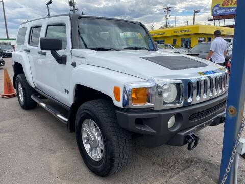 2006 HUMMER H3 for sale at New Wave Auto Brokers & Sales in Denver CO