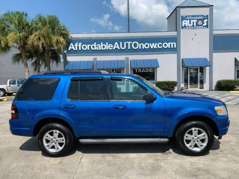2010 Ford Explorer for sale at Affordable Autos in Houma LA