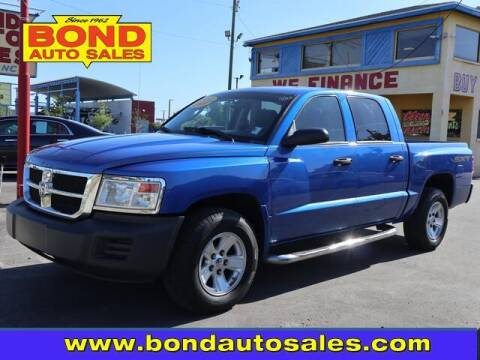 2008 Dodge Dakota for sale at Bond Auto Sales in St Petersburg FL