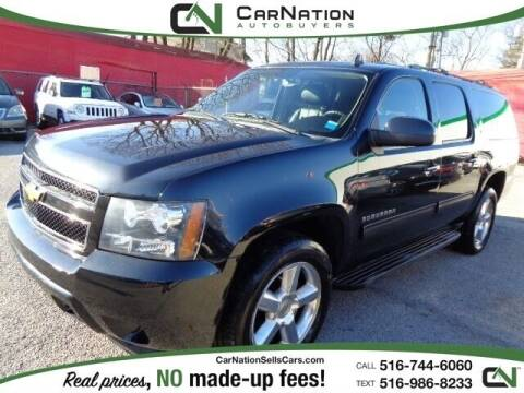 2013 Chevrolet Suburban for sale at CarNation AUTOBUYERS, Inc. in Rockville Centre NY