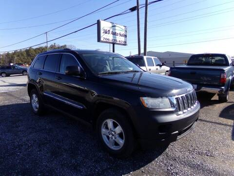 2012 Jeep Grand Cherokee for sale at J & D Auto Sales in Dalton GA