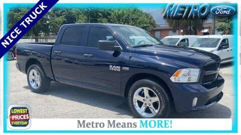 2018 RAM Ram Pickup 1500 for sale at Your First Vehicle in Miami FL