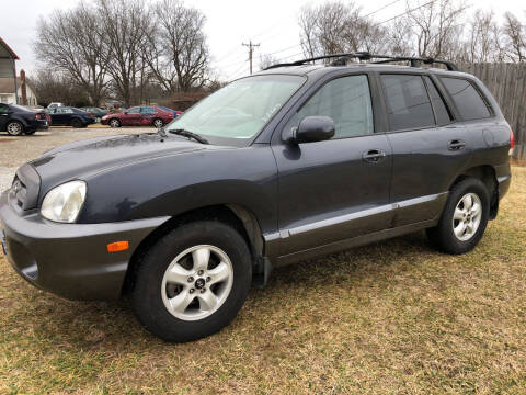 2006 Hyundai Santa Fe for sale at Davie County Motors in Mocksville NC