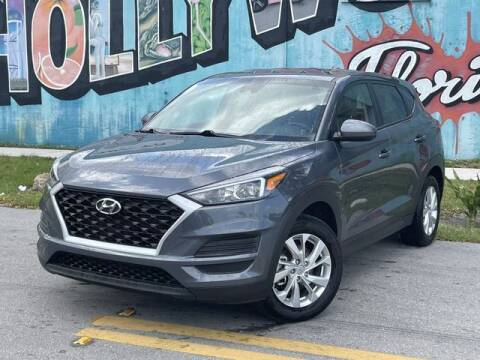 2019 Hyundai Tucson for sale at Palermo Motors in Hollywood FL
