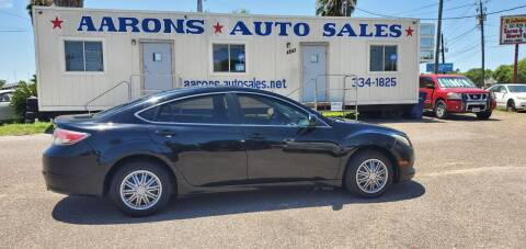 2010 Mazda MAZDA6 for sale at Aaron's Auto Sales in Corpus Christi TX