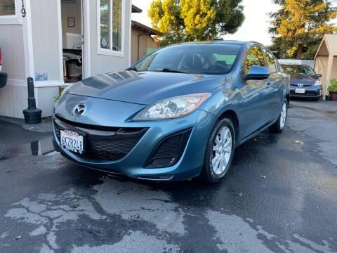 2010 Mazda MAZDA3 for sale at Ronnie Motors LLC in San Jose CA
