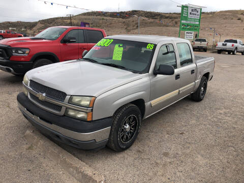 2005 Chevrolet Silverado 1500 for sale at Hilltop Motors in Globe AZ