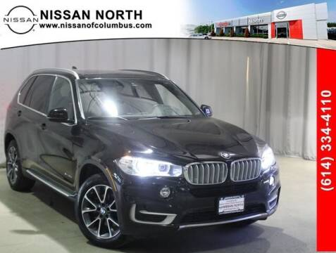 2018 BMW X5 for sale at Auto Center of Columbus in Columbus OH