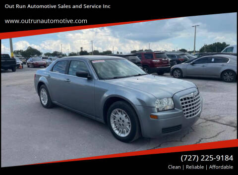 2007 Chrysler 300 for sale at Out Run Automotive Sales and Service Inc in Tampa FL