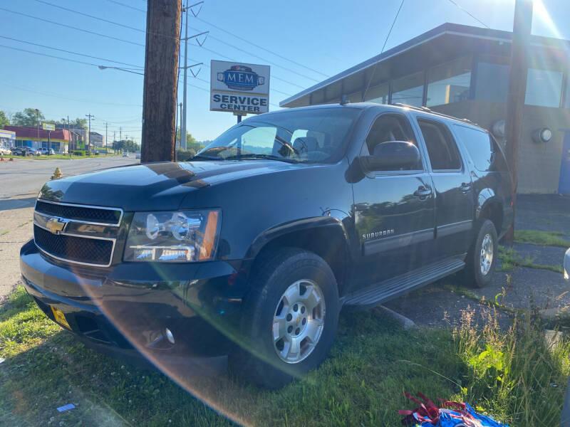 2011 Chevrolet Suburban for sale at Abrams Automotive Inc in Cincinnati OH