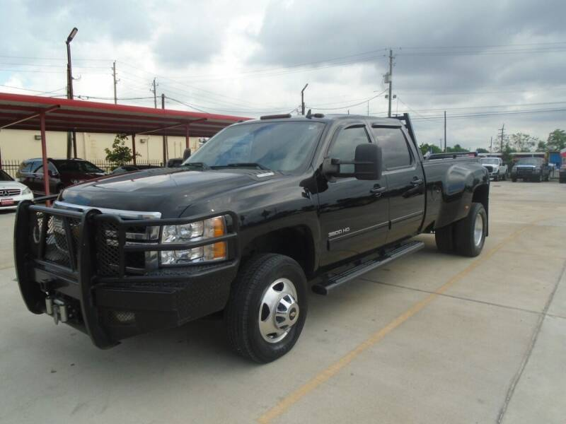 2014 Chevrolet Silverado 3500HD for sale at Premier Foreign Domestic Cars in Houston TX