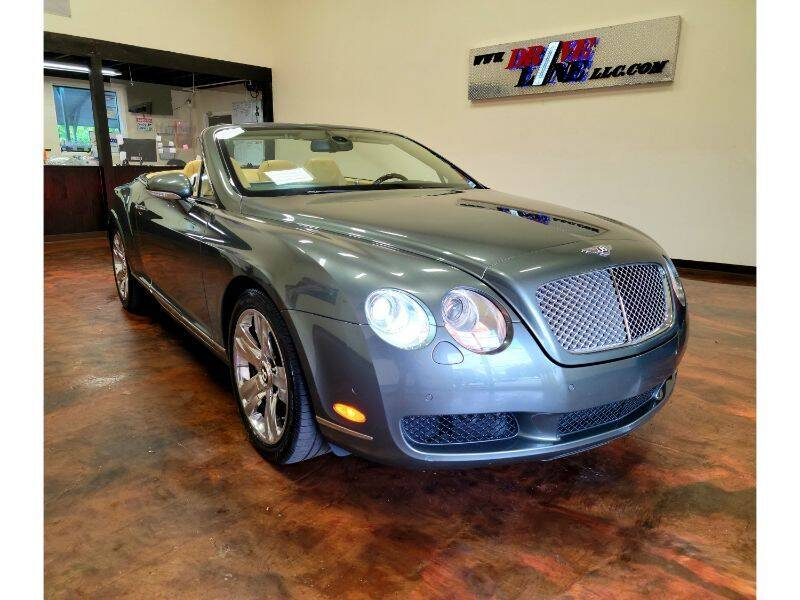 2007 Bentley Continental for sale at Driveline LLC in Jacksonville FL