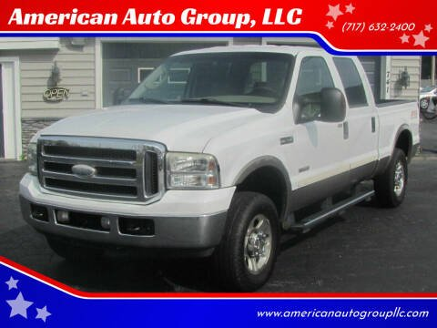 2005 Ford F-250 Super Duty for sale at American Auto Group, LLC in Hanover PA