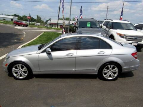 2011 Mercedes-Benz C-Class for sale at American Auto Group Now in Maple Shade NJ