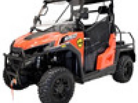 2021 Massimo TBOSS 550X