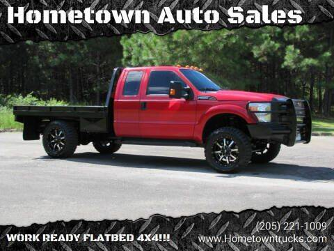 2013 Ford F-350 Super Duty for sale at Hometown Auto Sales - Trucks in Jasper AL