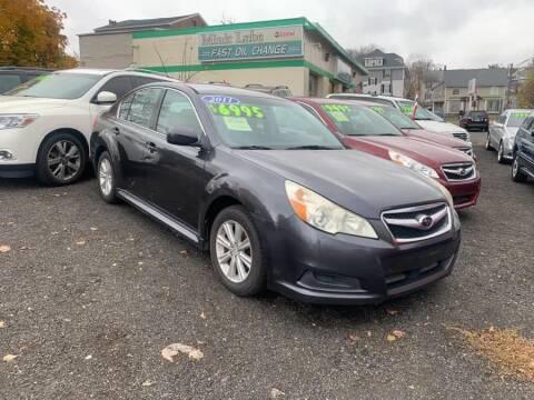 2011 Subaru Legacy for sale at Car VIP Auto Sales in Danbury CT