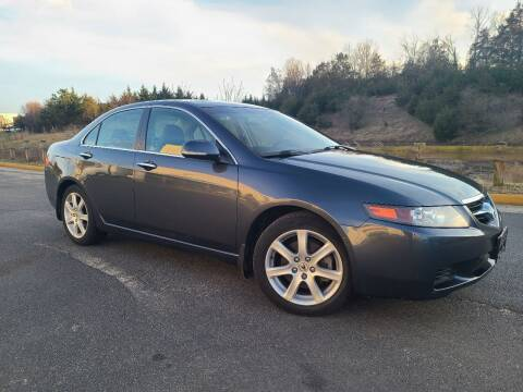 2005 Acura TSX for sale at Lexton Cars in Sterling VA