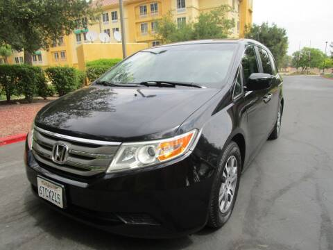2011 Honda Odyssey for sale at PRESTIGE AUTO SALES GROUP INC in Stevenson Ranch CA