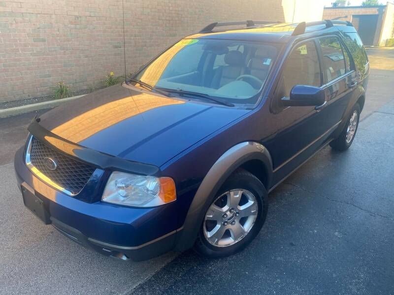 2005 Ford Freestyle for sale at Auto Deals in Roselle IL