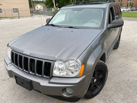 2007 Jeep Grand Cherokee for sale at Supreme Auto Gallery LLC in Kansas City MO