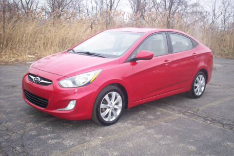 2012 Hyundai Accent for sale at Action Auto Wholesale - 30521 Euclid Ave. in Willowick OH