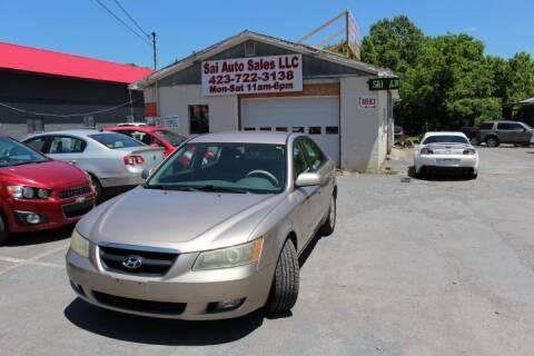 2006 Hyundai Sonata for sale at SAI Auto Sales - Used Cars in Johnson City TN