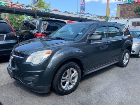 2010 Chevrolet Equinox for sale at Gallery Auto Sales in Bronx NY